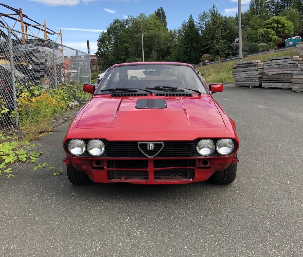 '81 Alfa GTV6 - Alfetta pas semblant ! 6