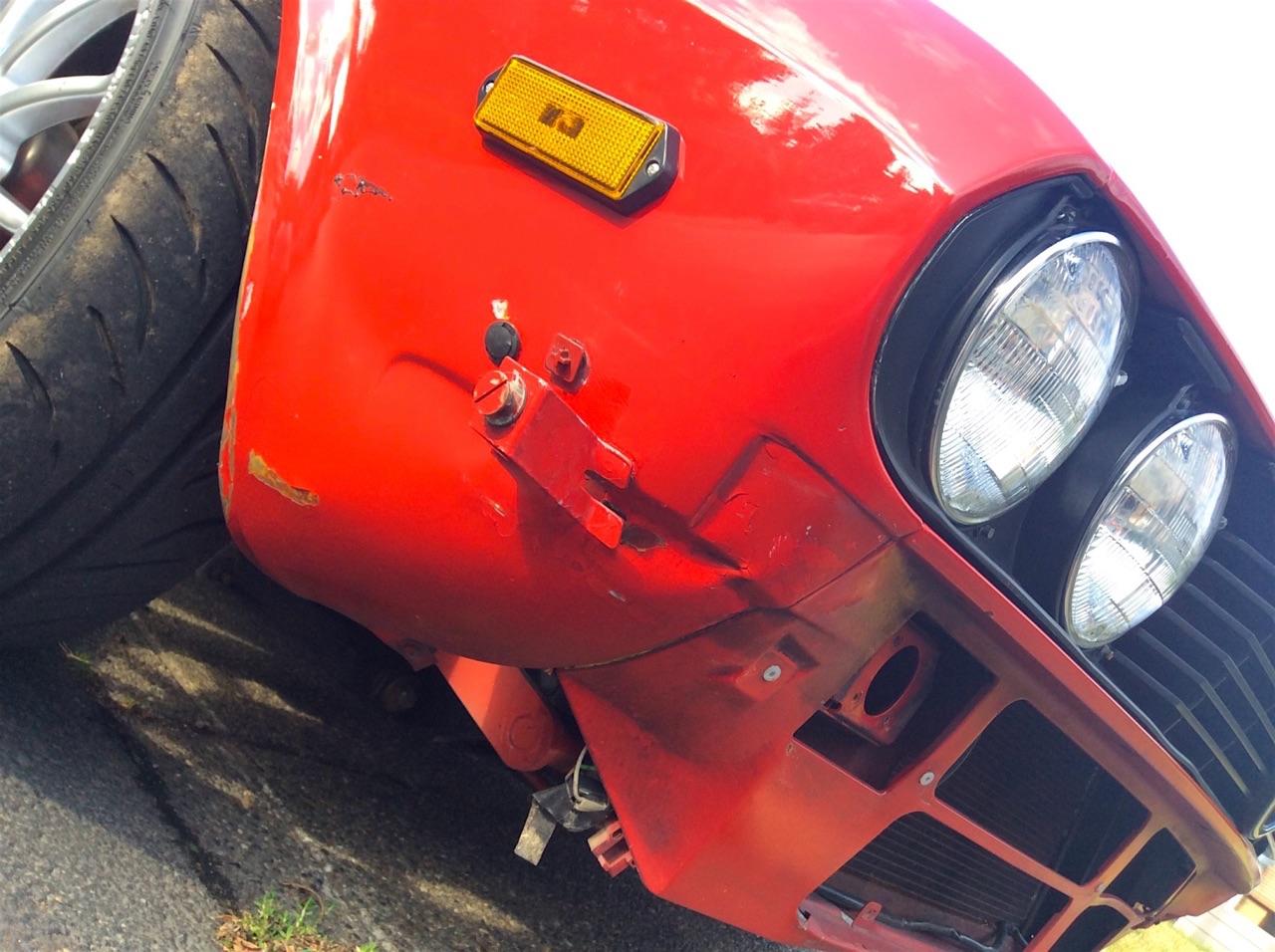 '81 Alfa GTV6 - Alfetta pas semblant ! 2