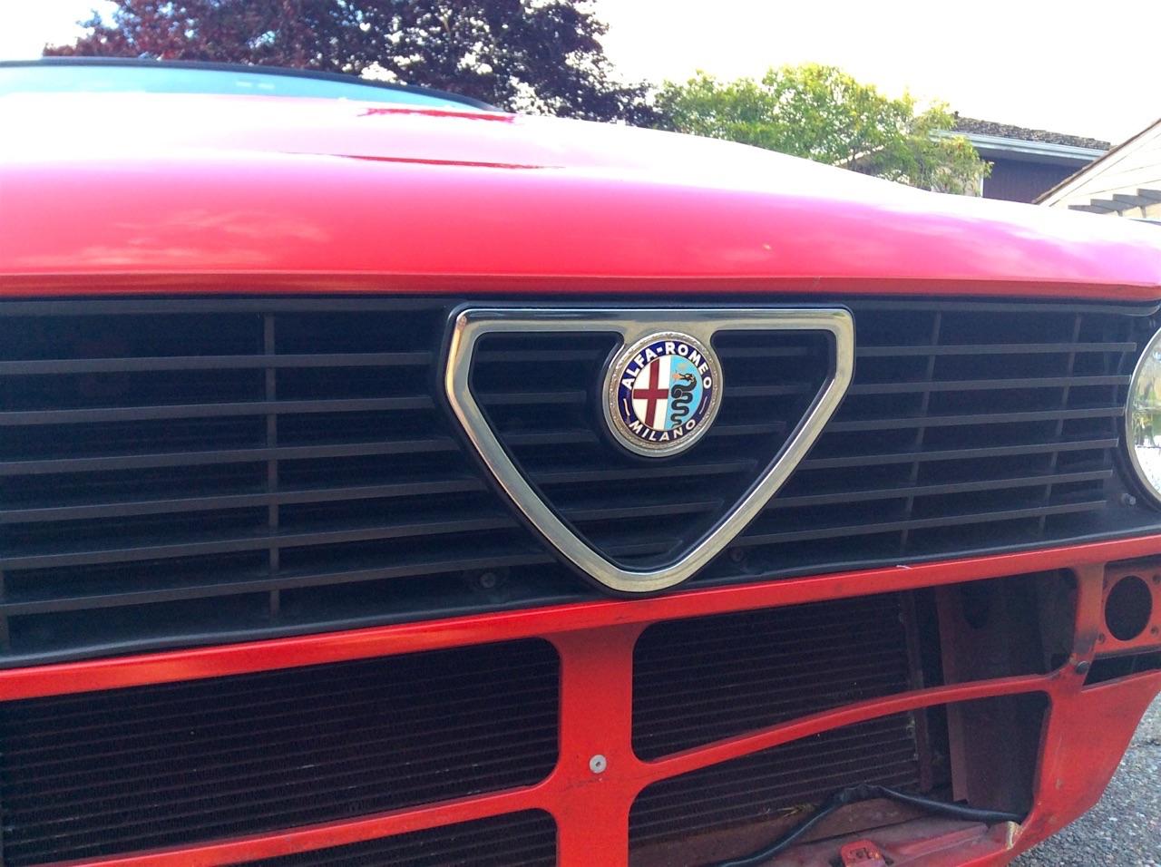 '81 Alfa GTV6 - Alfetta pas semblant ! 1