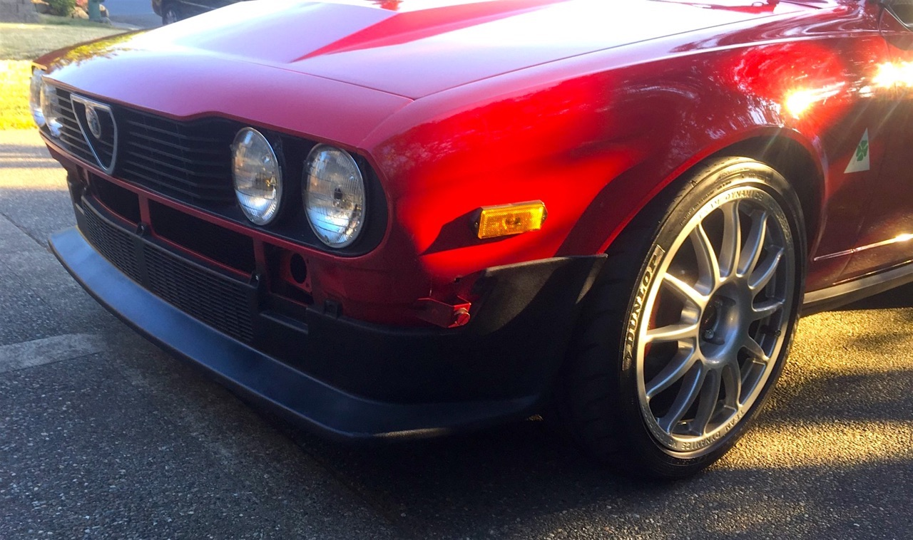 '81 Alfa GTV6 - Alfetta pas semblant ! 9