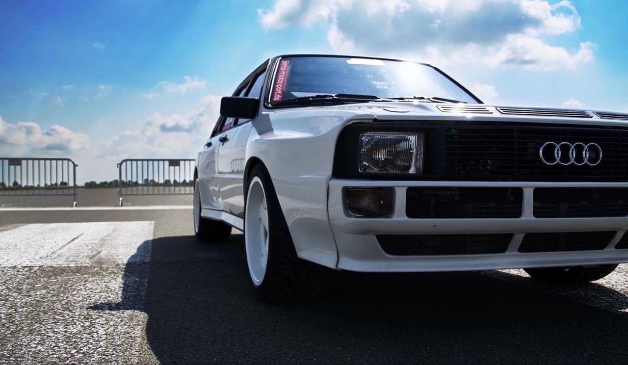 Audi Sport Quattro - Plus de 1100 ch pour une Gr.B...erline ! 9