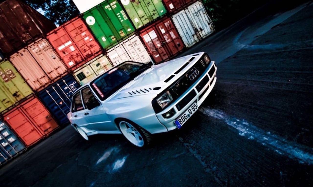 Audi Sport Quattro - Plus de 1100 ch pour une Gr.B...erline ! 7