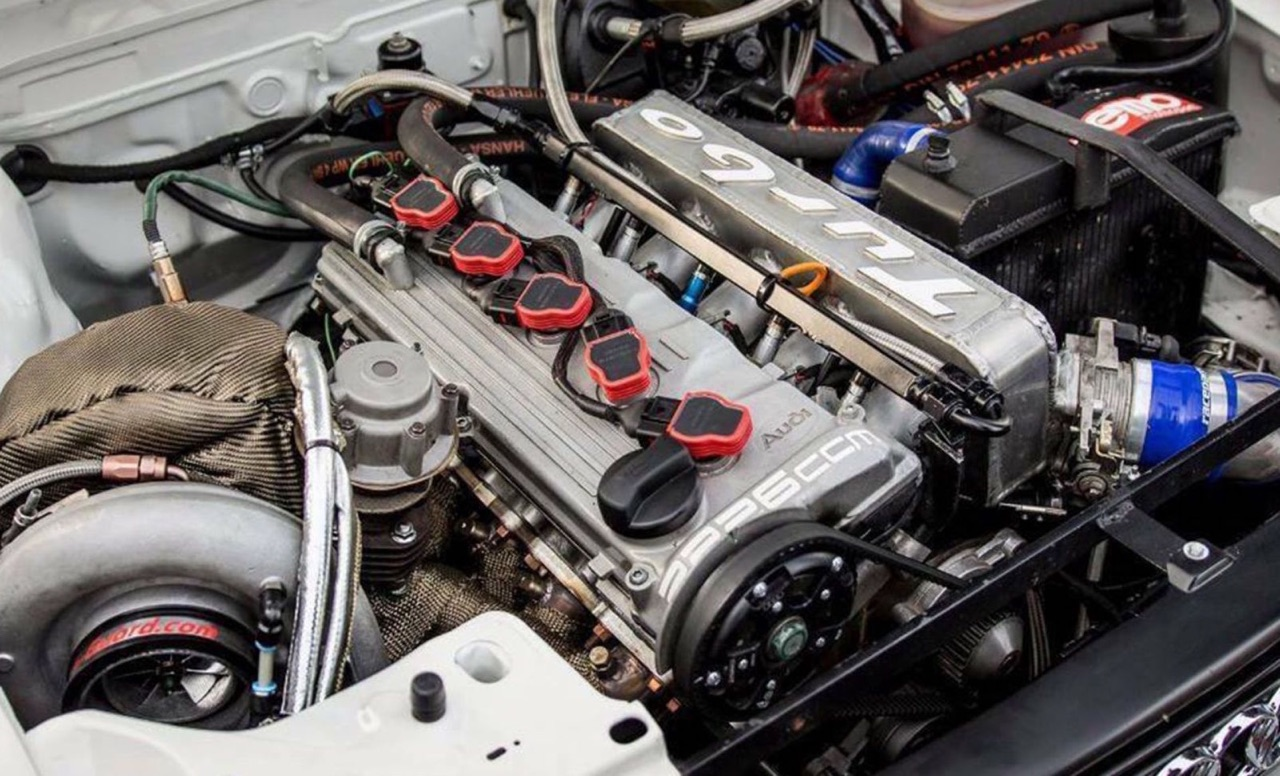Audi Sport Quattro - Plus de 1100 ch pour une Gr.B...erline ! 6