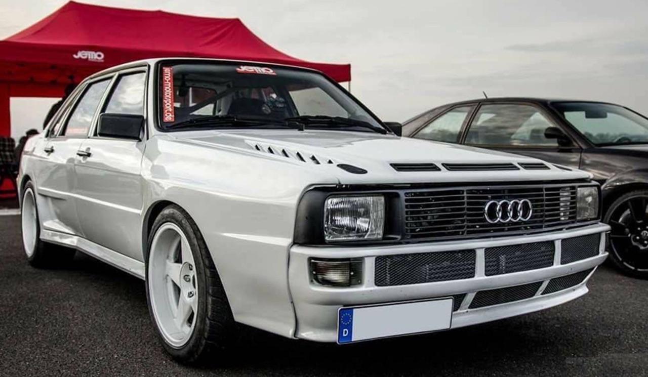 Audi Sport Quattro - Plus de 1100 ch pour une Gr.B...erline ! 4