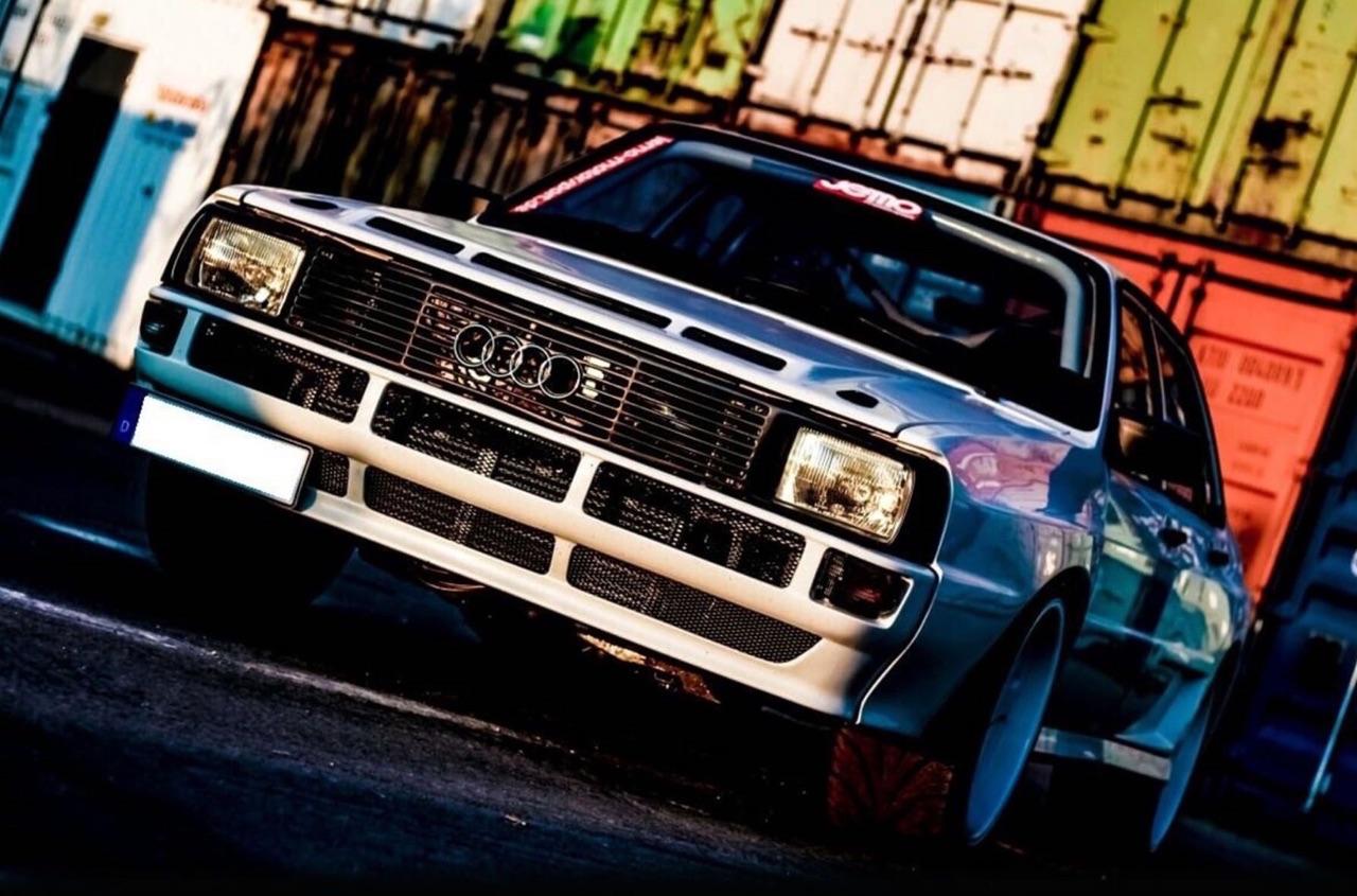 Audi Sport Quattro - Plus de 1100 ch pour une Gr.B...erline ! 5
