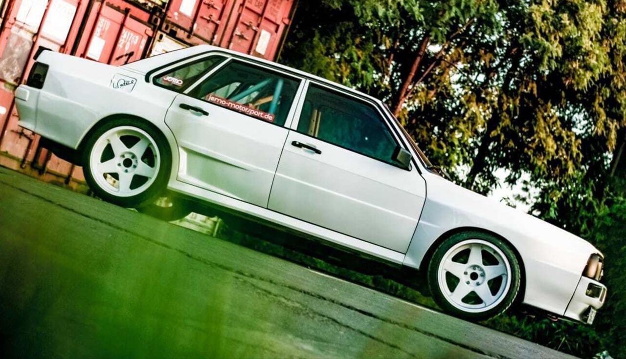 Audi Sport Quattro - Plus de 1100 ch pour une Gr.B...erline ! 3
