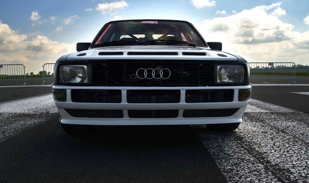 Audi Sport Quattro - Plus de 1100 ch pour une Gr.B...erline ! 2