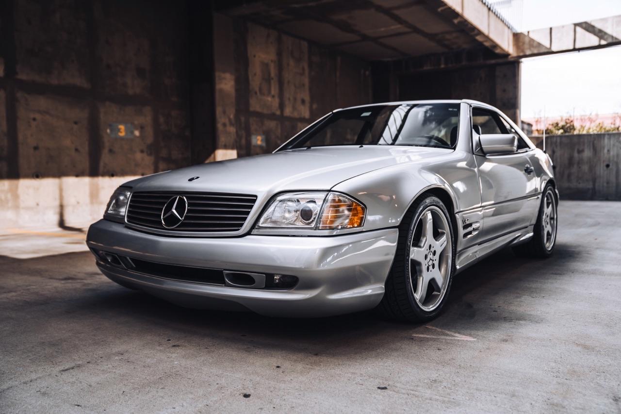 '98 Mercedes SL600... Mais appelez la RENNtech SL74 ! 1