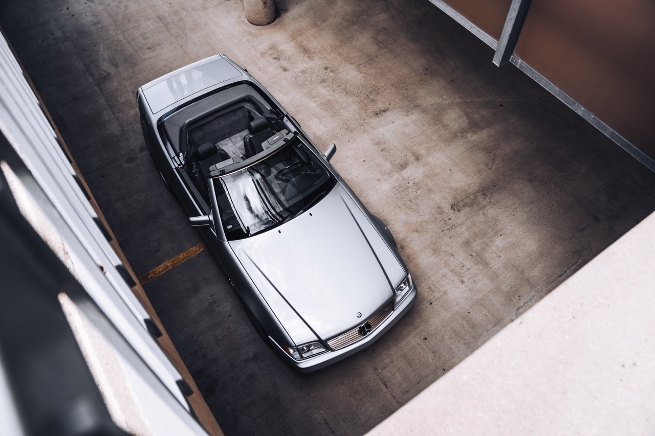 '98 Mercedes SL600... Mais appelez la RENNtech SL74 ! 20