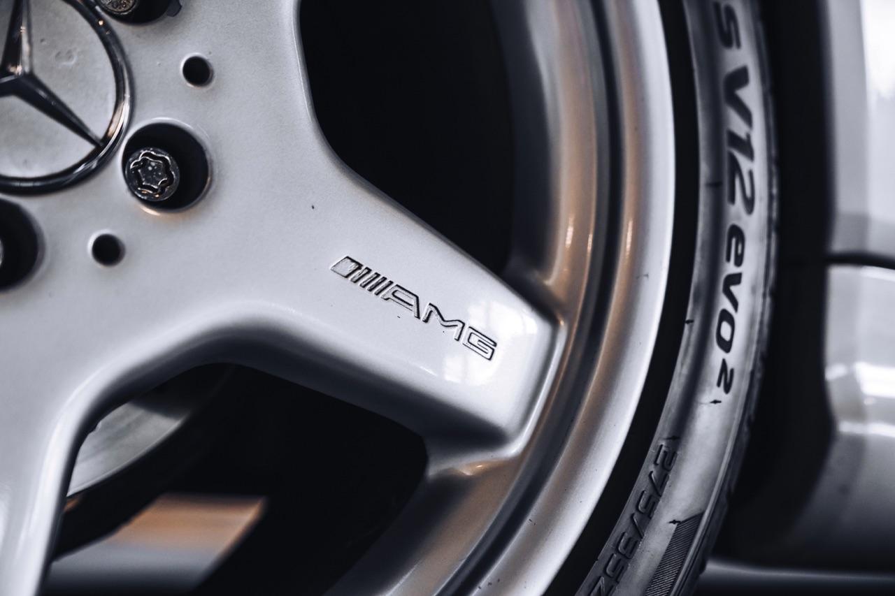 '98 Mercedes SL600... Mais appelez la RENNtech SL74 ! 13