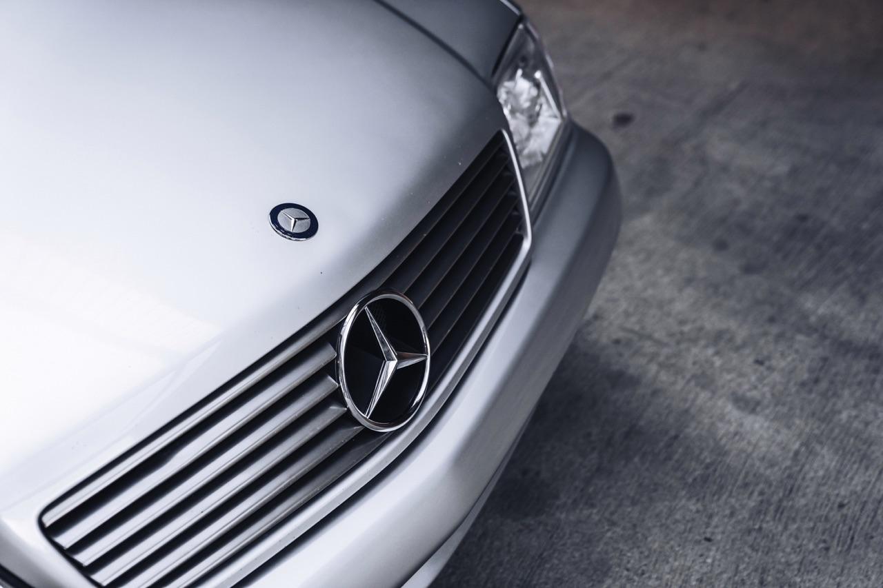'98 Mercedes SL600... Mais appelez la RENNtech SL74 ! 9