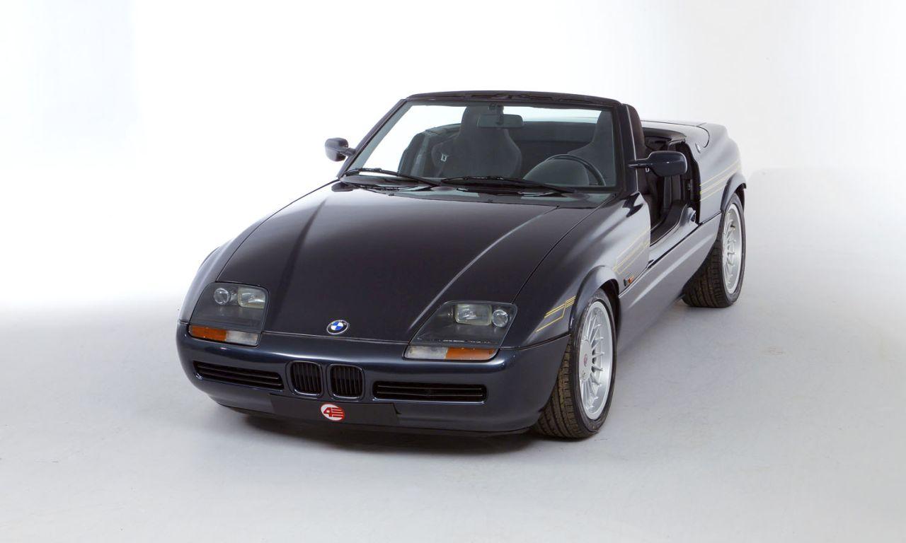 Alpina RLE de 1991 - Quand la BMW Z1 ne suffit plus ! 21