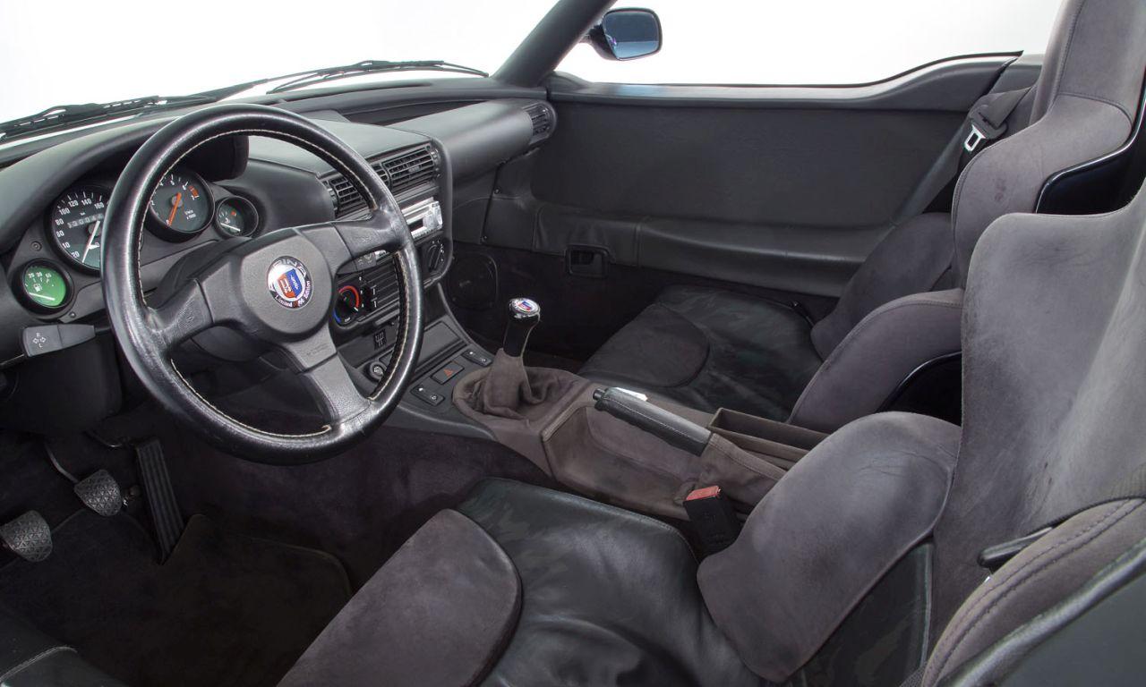Alpina RLE de 1991 - Quand la BMW Z1 ne suffit plus ! 19