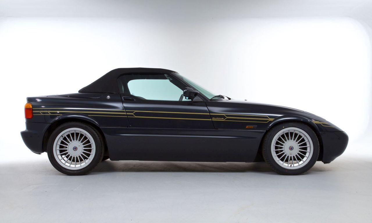 Alpina RLE de 1991 - Quand la BMW Z1 ne suffit plus ! 18