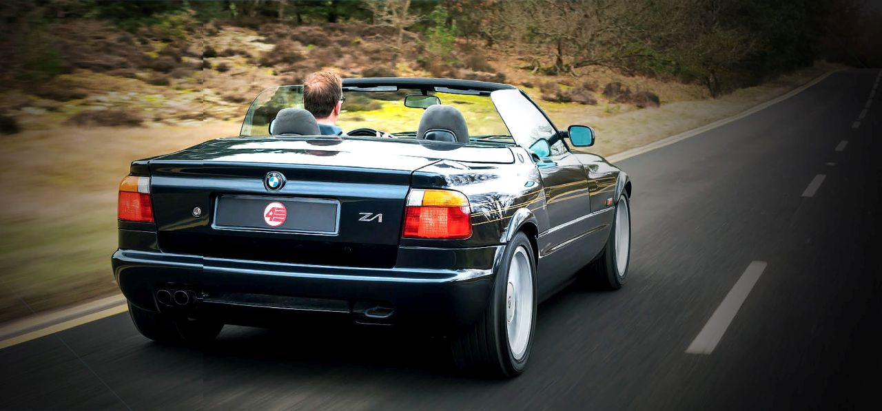 Alpina RLE de 1991 - Quand la BMW Z1 ne suffit plus ! 15