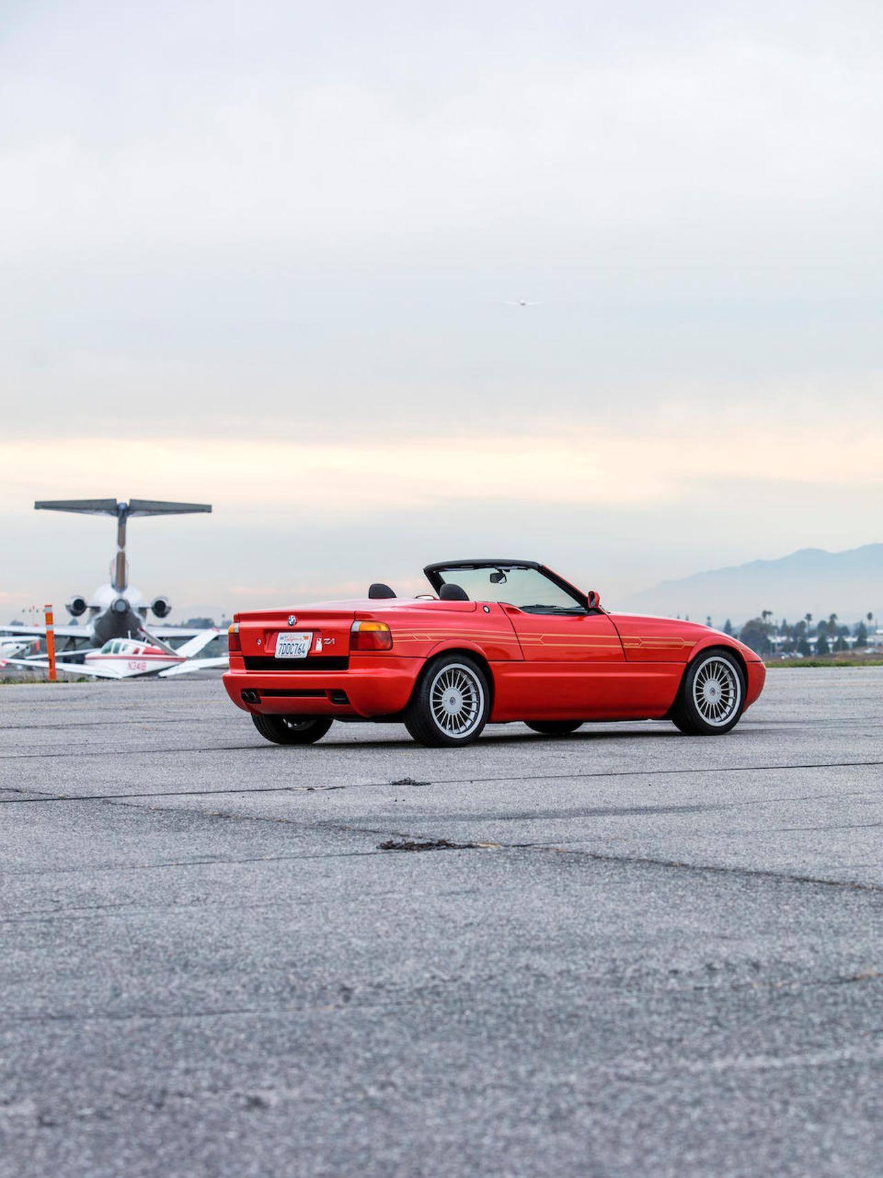 Alpina RLE de 1991 - Quand la BMW Z1 ne suffit plus ! 20