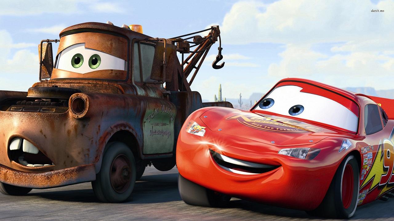 #CarMytho : Flash McQueen - Catchaaaaa ! 6