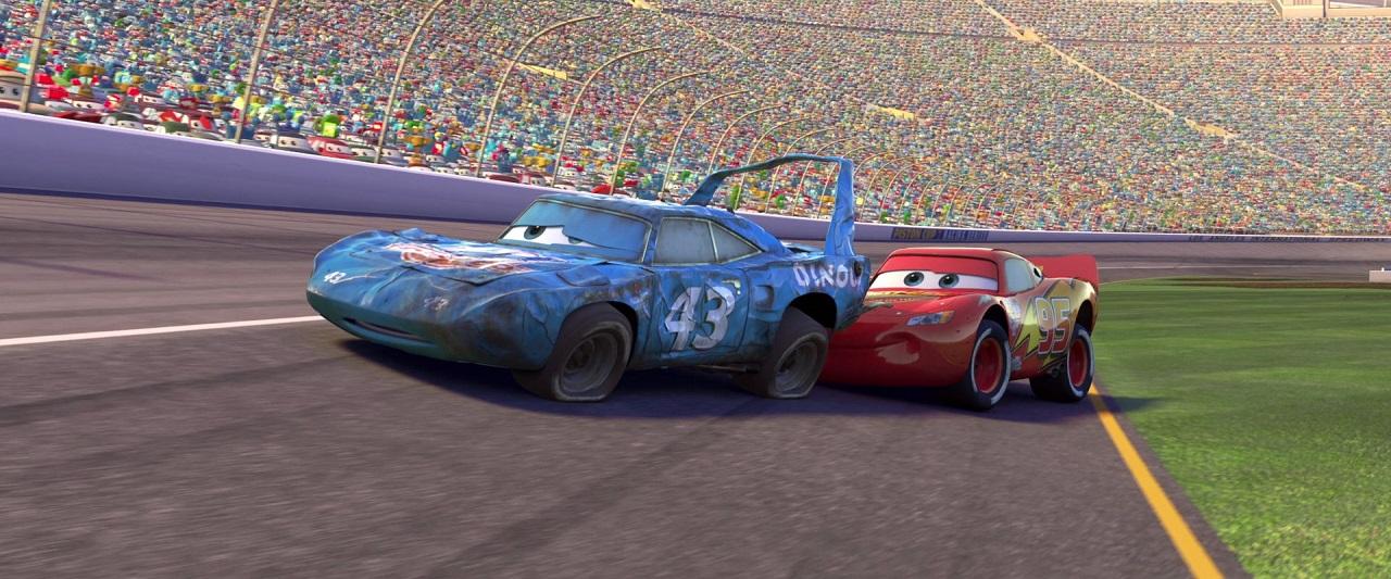 #CarMytho : Flash McQueen - Catchaaaaa ! 5