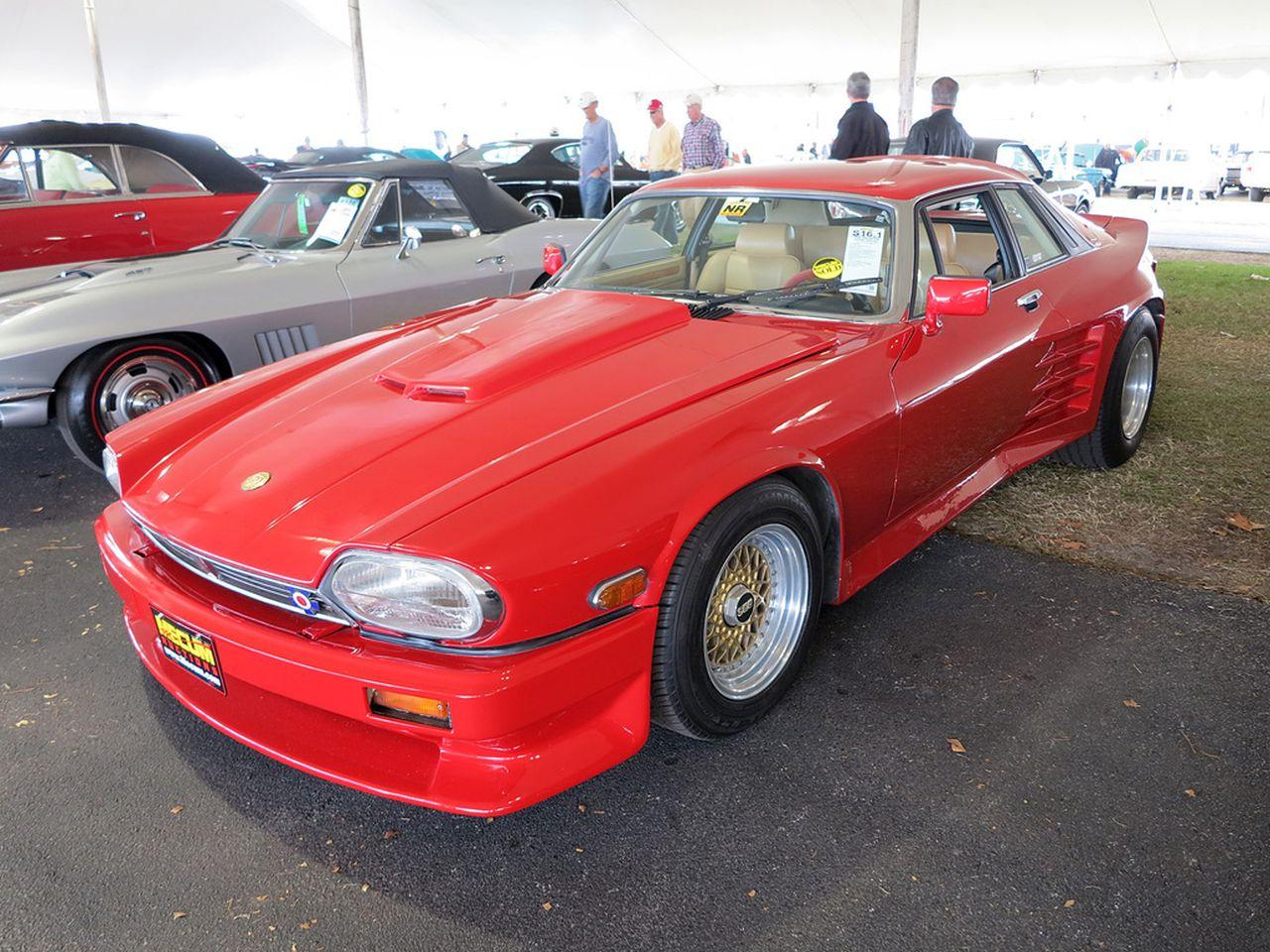 1982 Jaguar XJS Koenig Specials - Parce qu'en soi ton avis... 6