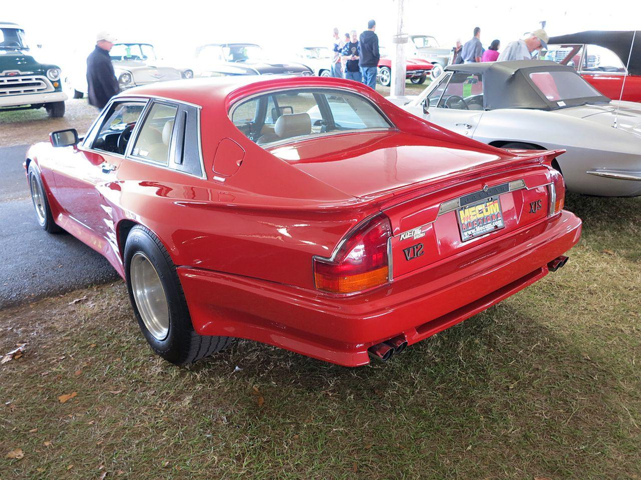 1982 Jaguar XJS Koenig Specials - Parce qu'en soi ton avis... 1