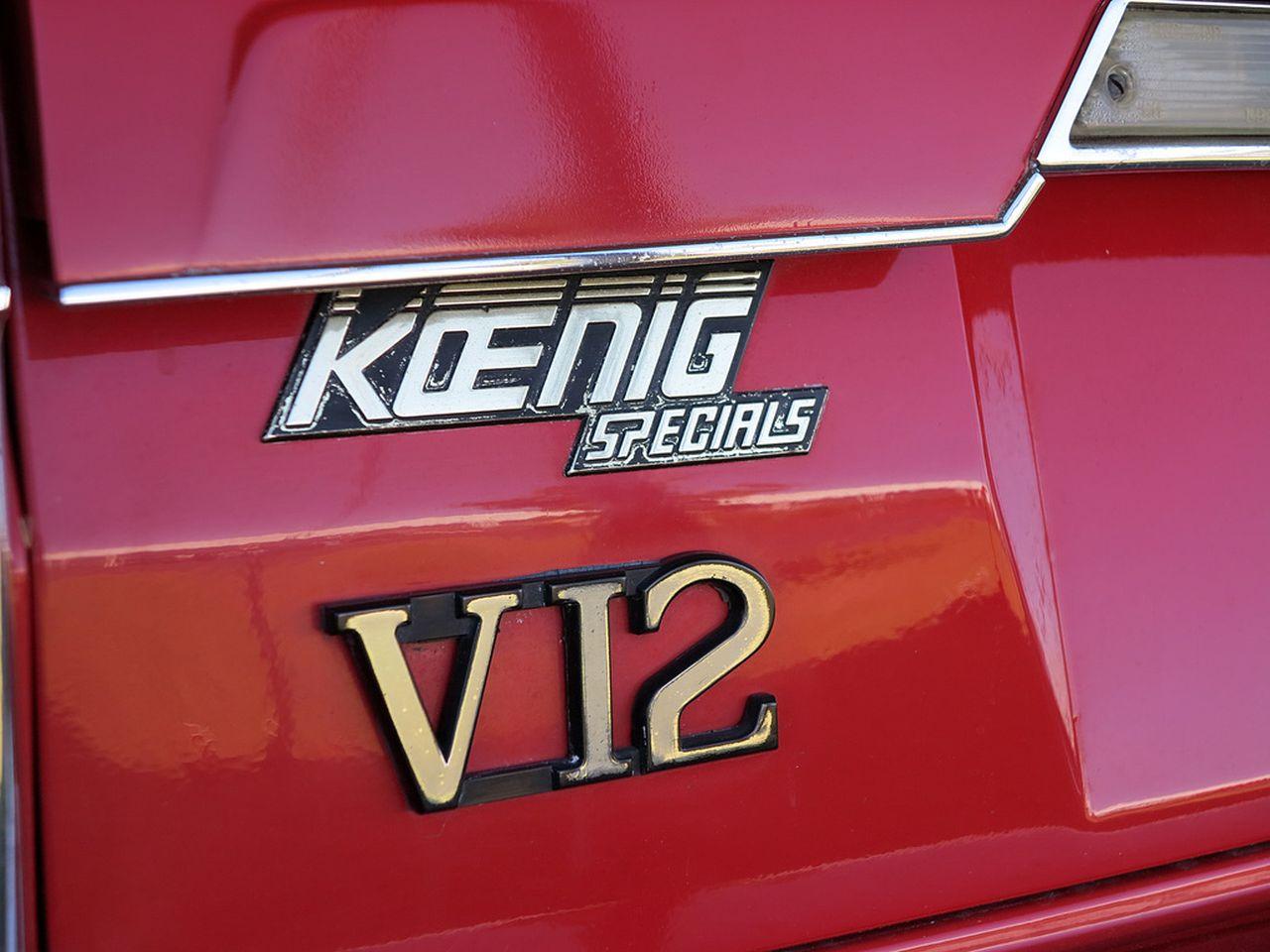 1982 Jaguar XJS Koenig Specials - Parce qu'en soi ton avis... 5