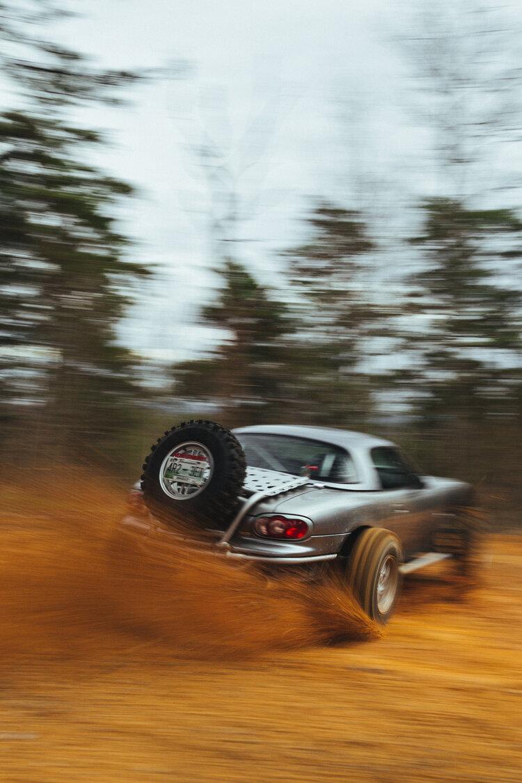 Lifted Mazda Miata Turbo - Lifted ? 6