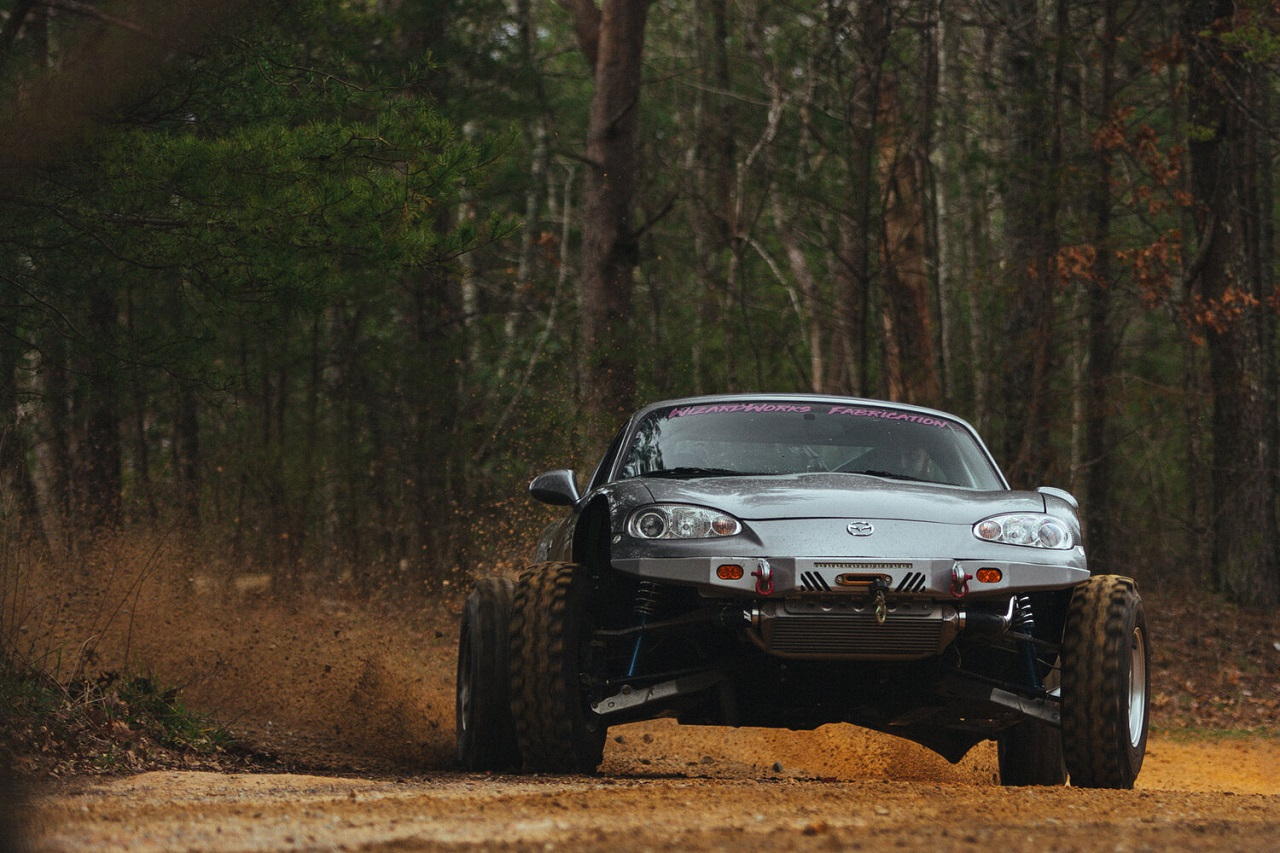 Lifted Mazda Miata Turbo - Lifted ? 7