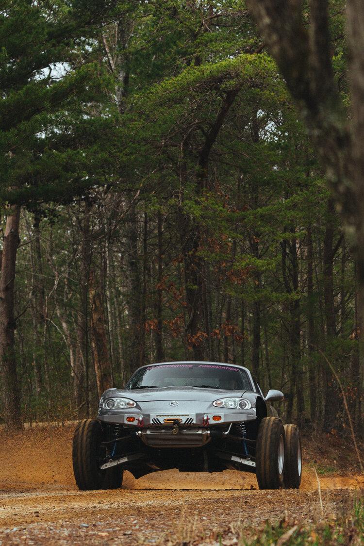Lifted Mazda Miata Turbo - Lifted ? 5
