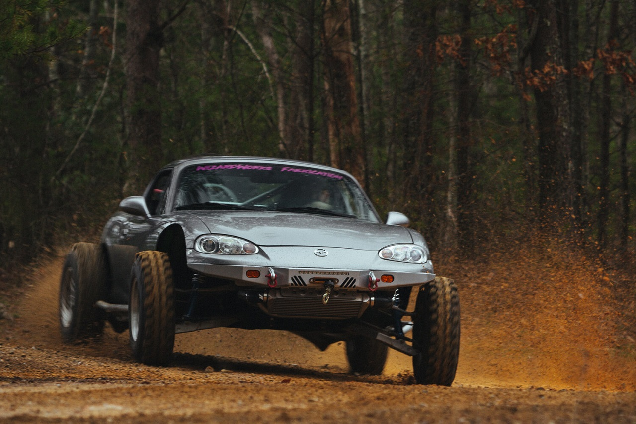 Lifted Mazda Miata Turbo - Lifted ? 5