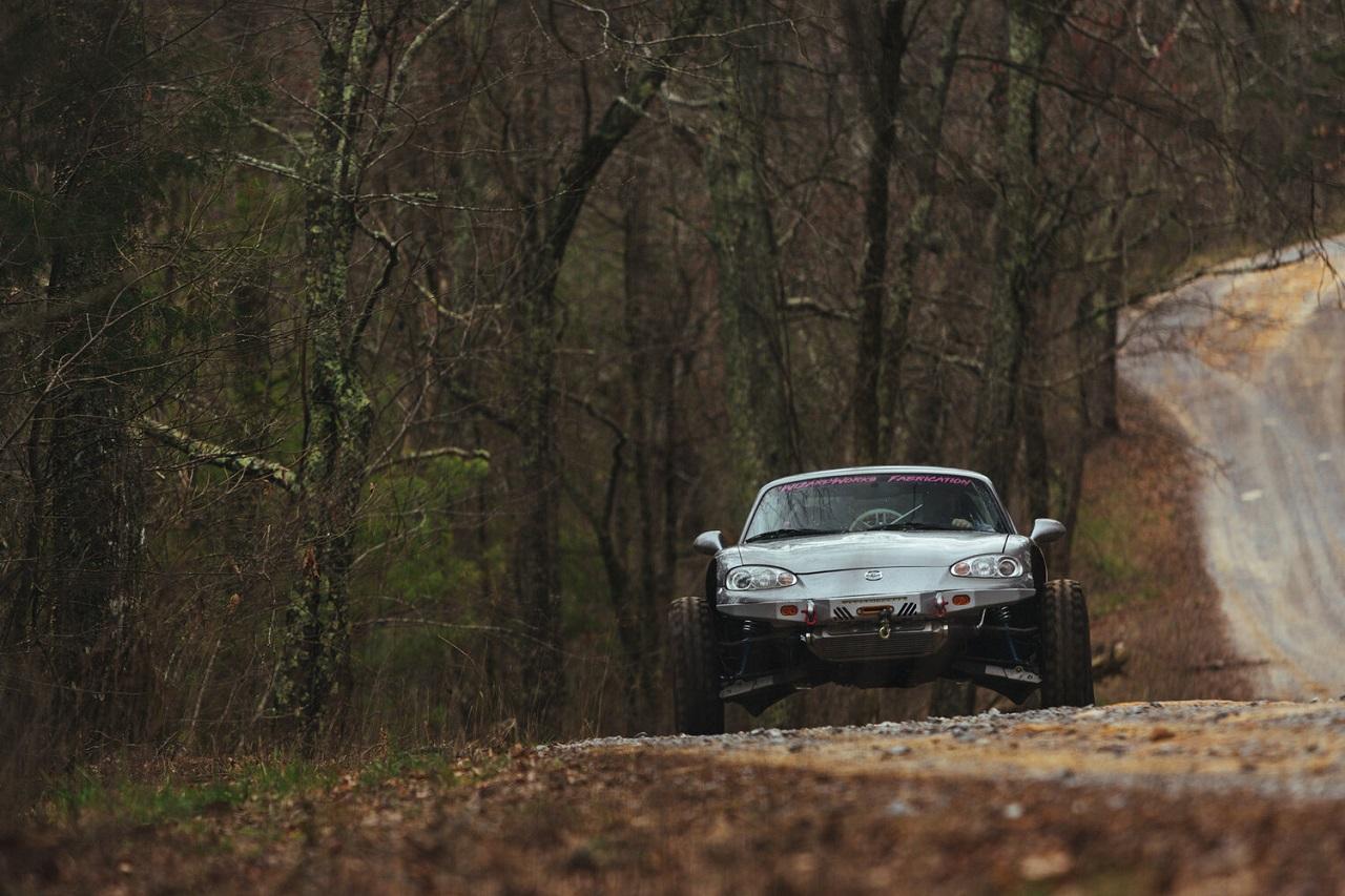 Lifted Mazda Miata Turbo - Lifted ? 3