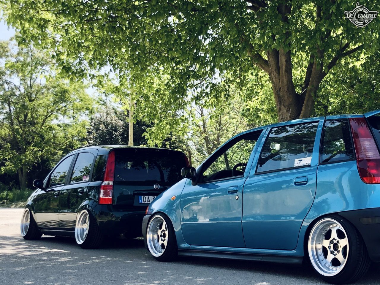 #StanceDiscount - Buccacio Gang#3 : Fiat Punto I 21