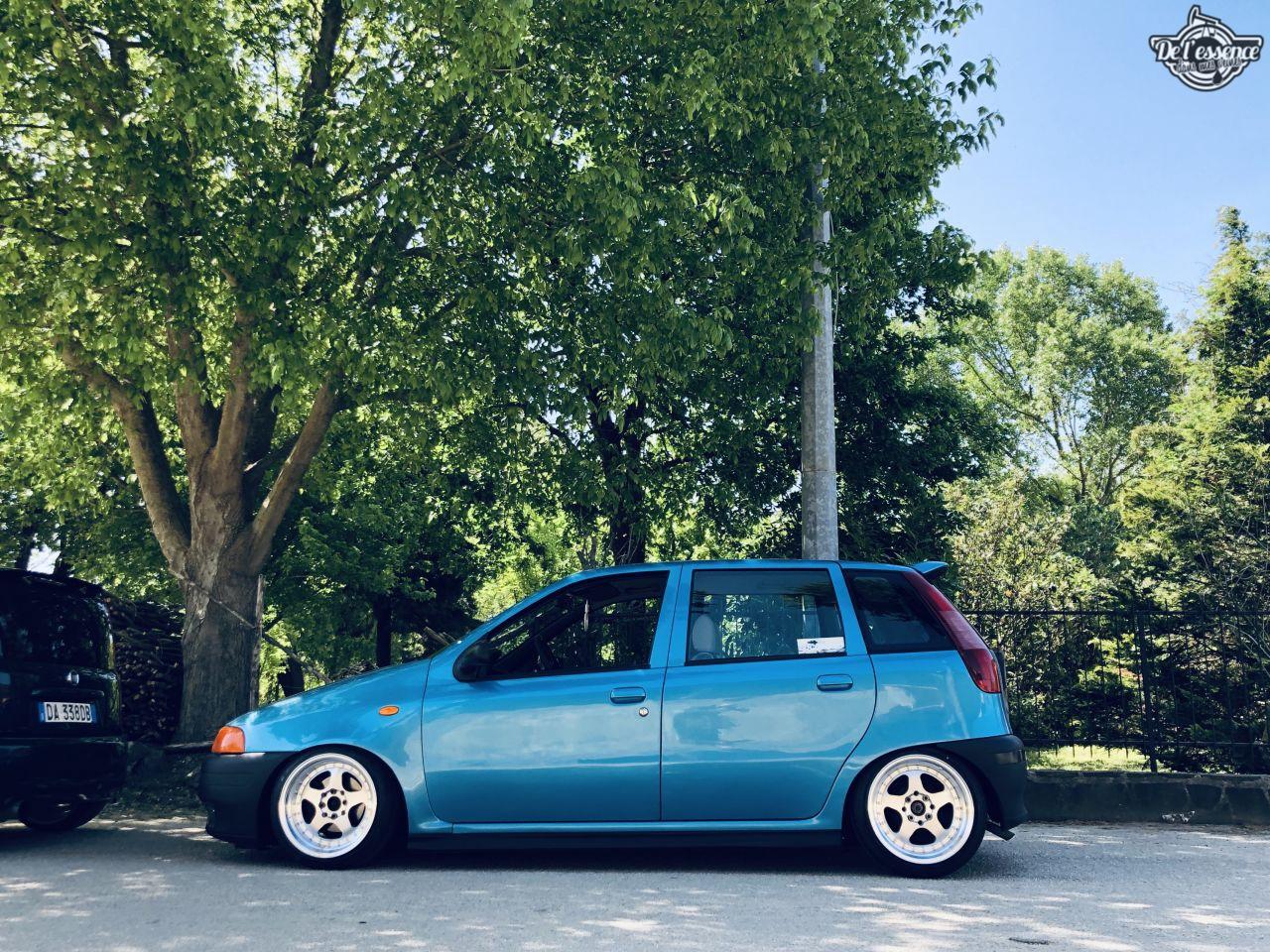 #StanceDiscount - Buccacio Gang#3 : Fiat Punto I 15