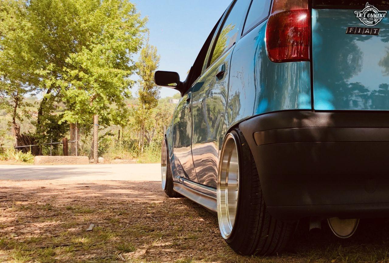#StanceDiscount - Buccacio Gang#3 : Fiat Punto I 18