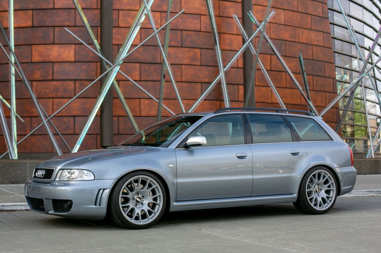 Audi RS4 B5 - Lord of the rings ? 1