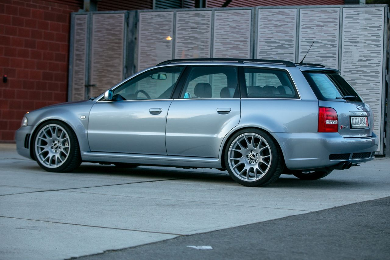 Audi RS4 B5 - Lord of the rings ? 4