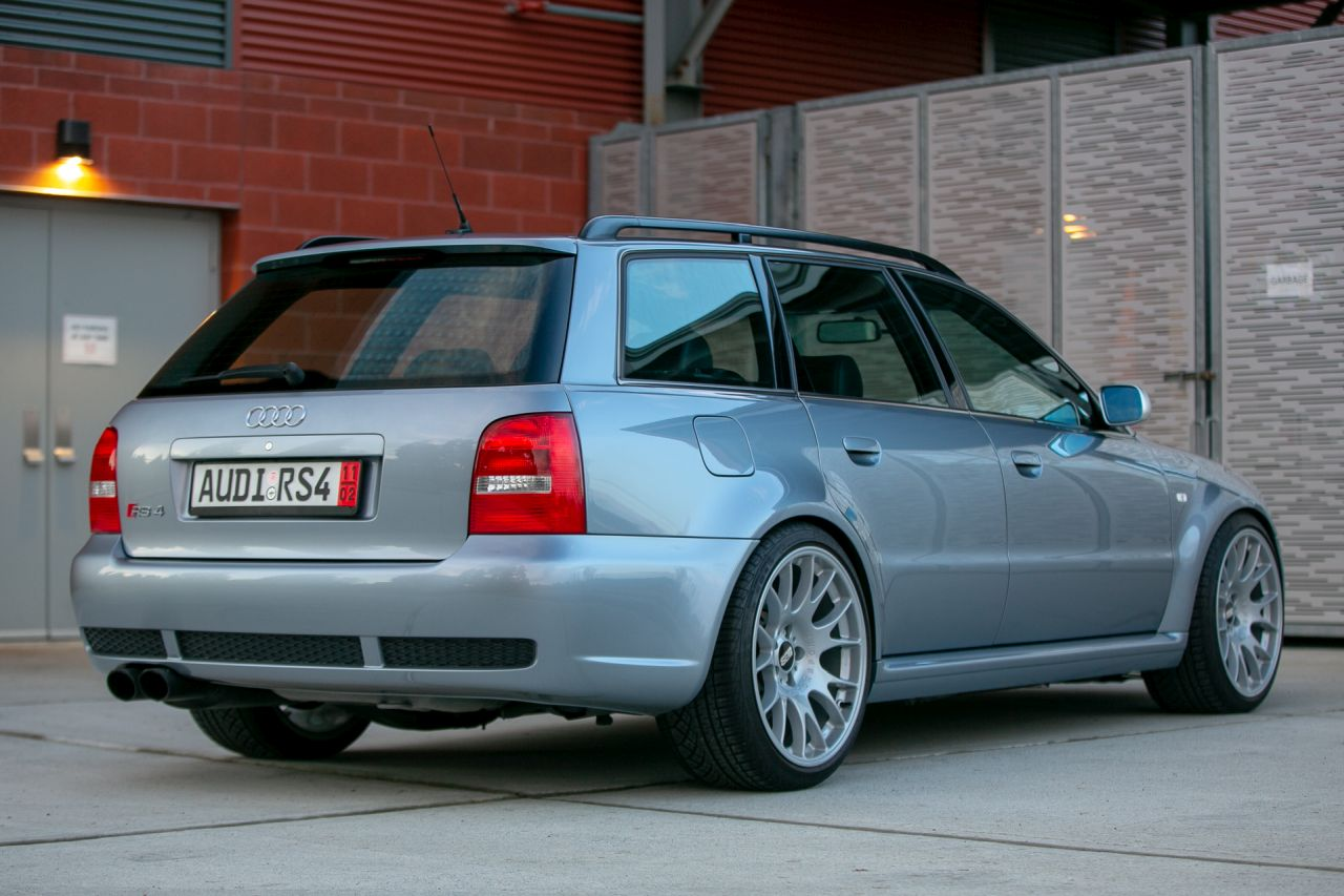 Audi RS4 B5 - Lord of the rings ? 6