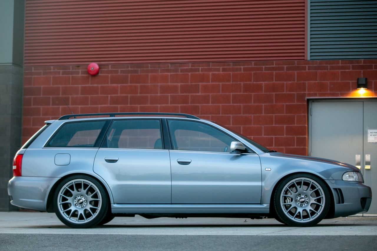 Audi RS4 B5 - Lord of the rings ? 12