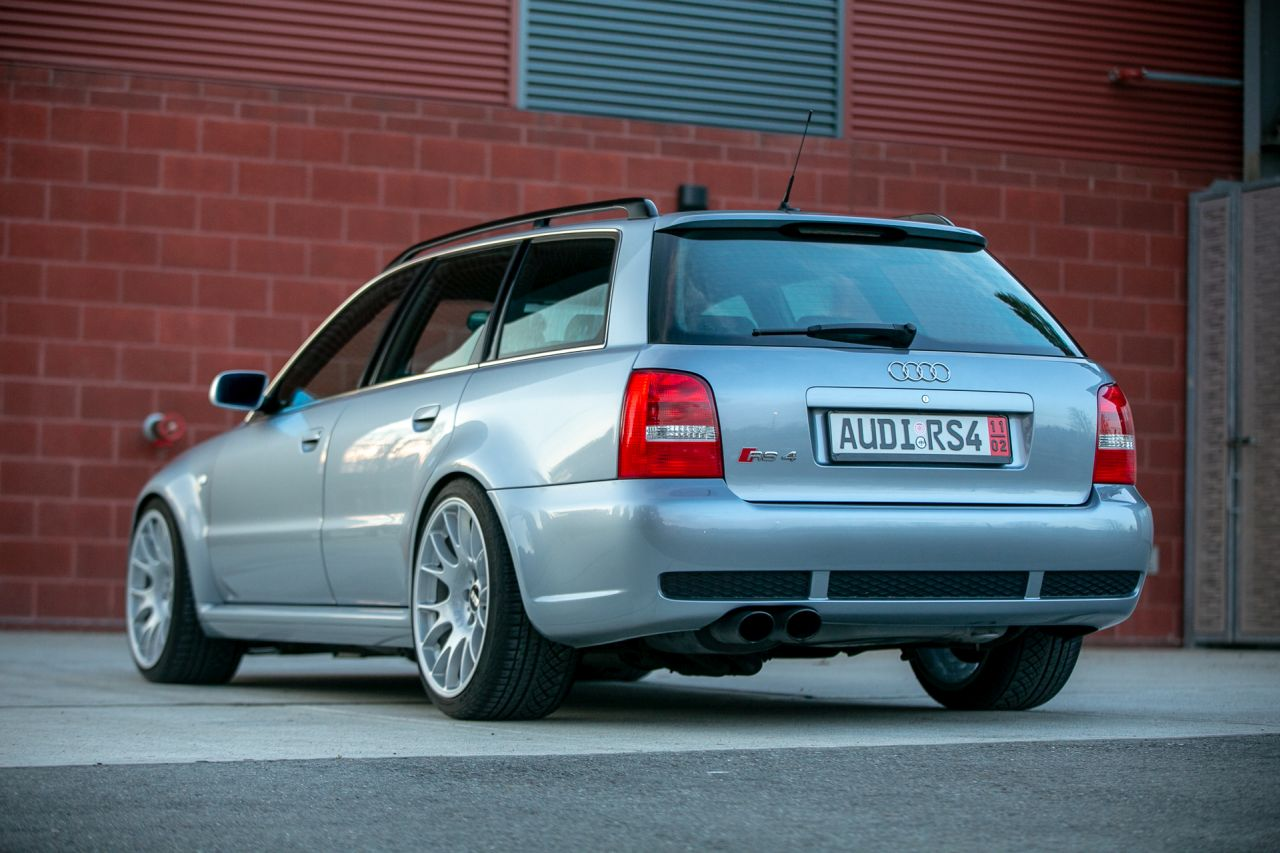 Audi RS4 B5 - Lord of the rings ? 2