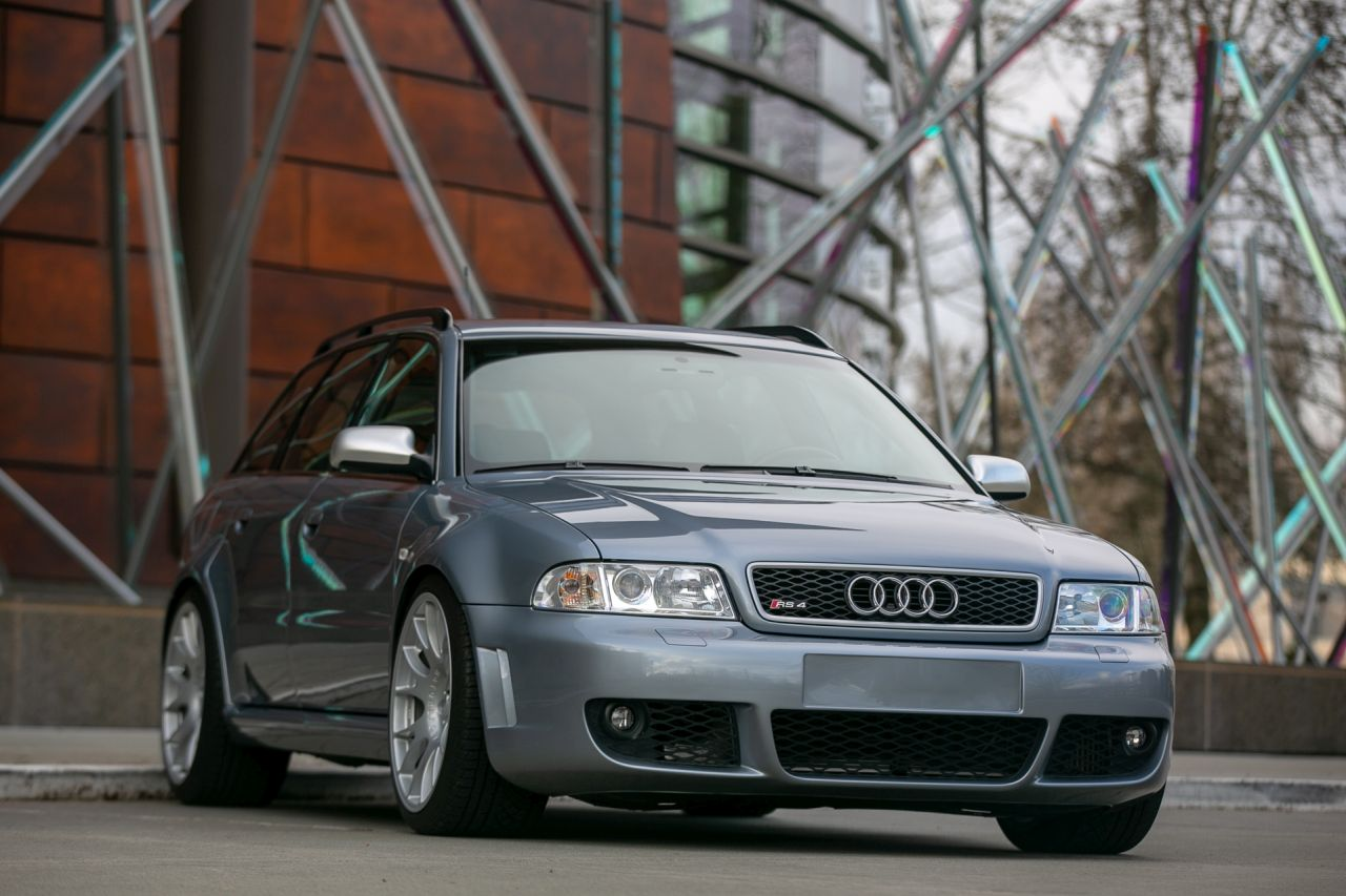 Audi RS4 B5 - Lord of the rings ? 13