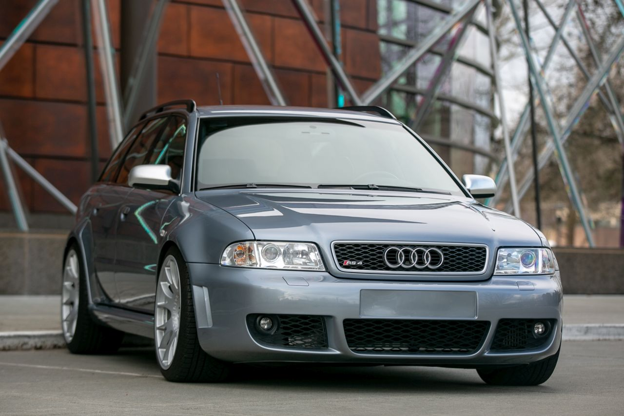 Audi RS4 B5 - Lord of the rings ? 8