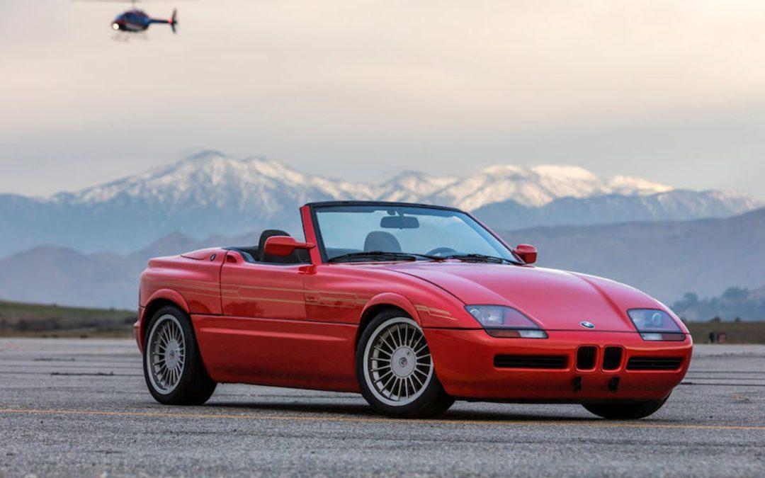 Alpina RLE de 1991 – Quand la BMW Z1 ne suffit plus !