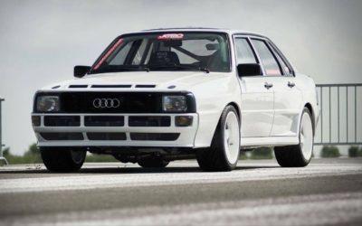 Audi Sport Quattro – Plus de 1100 ch pour une Gr.B…erline !