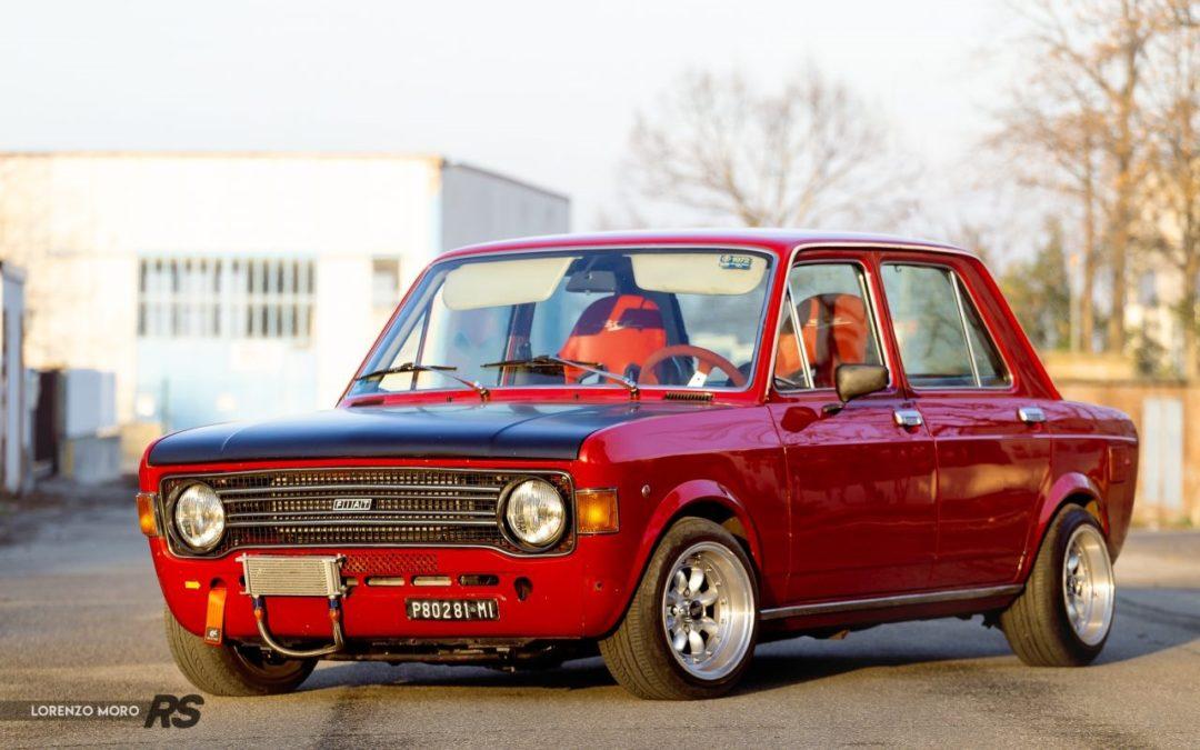 Fiat 128 Turbo i.e. – Un pied dans la tombe…