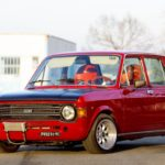 Fiat 128 Turbo i.e. - Un pied dans la tombe...