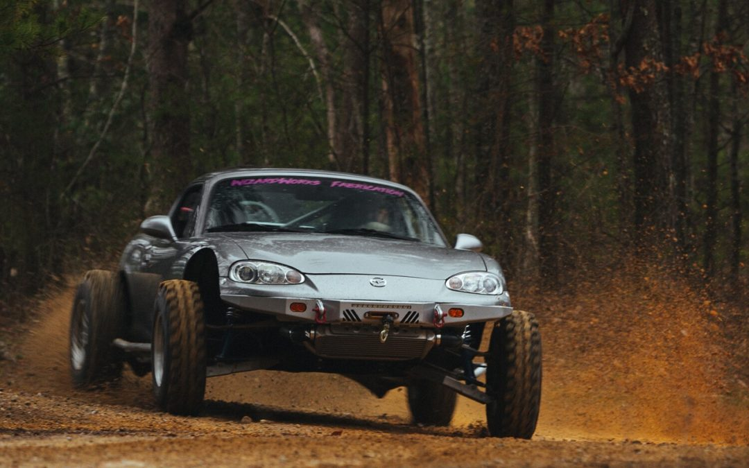 Lifted Mazda Miata Turbo – Lifted ?