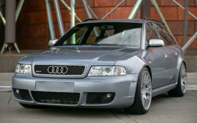 Audi RS4 B5 – Lord of the rings ?
