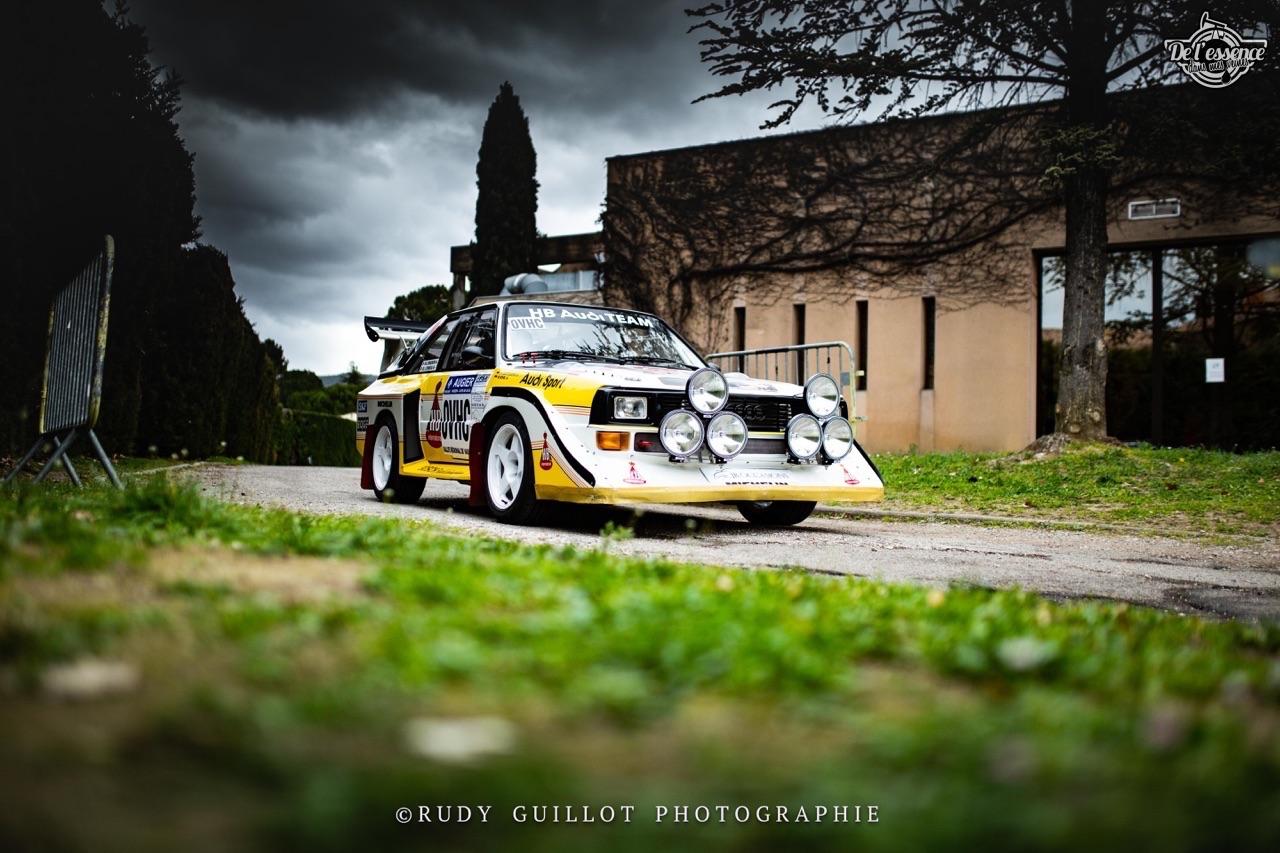 Audi Sport Quattro S1 E2 : Nom de Zeus ! 17