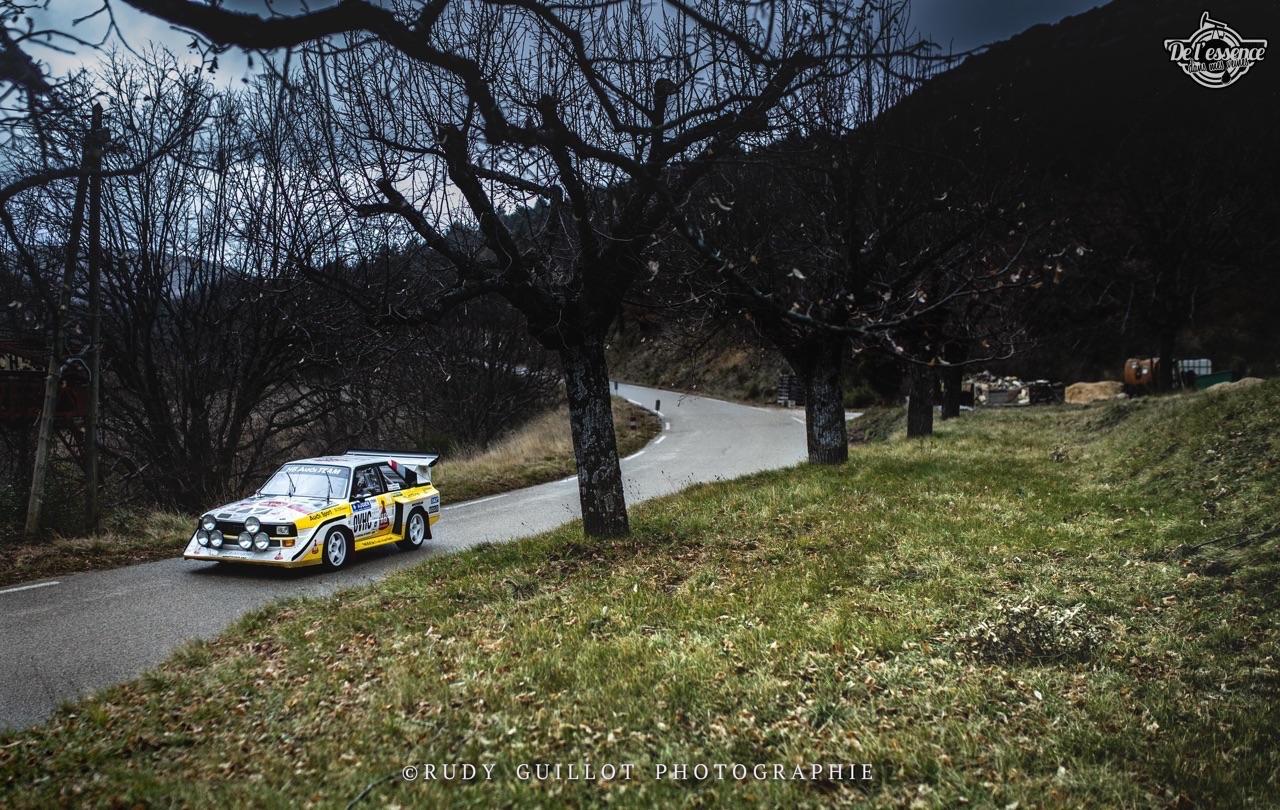 Audi Sport Quattro S1 E2 : Nom de Zeus ! 16
