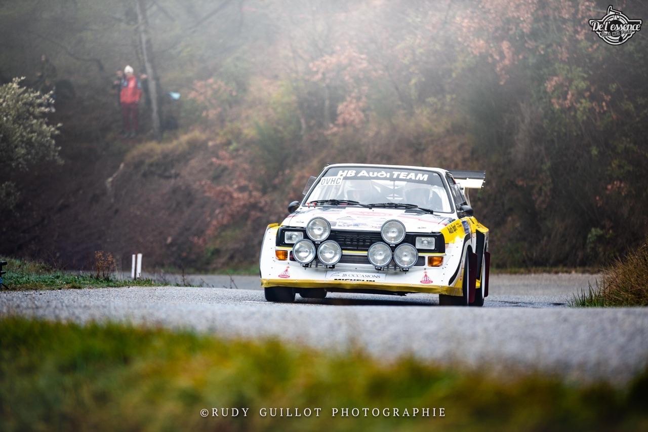 Audi Sport Quattro S1 E2 : Nom de Zeus ! 15
