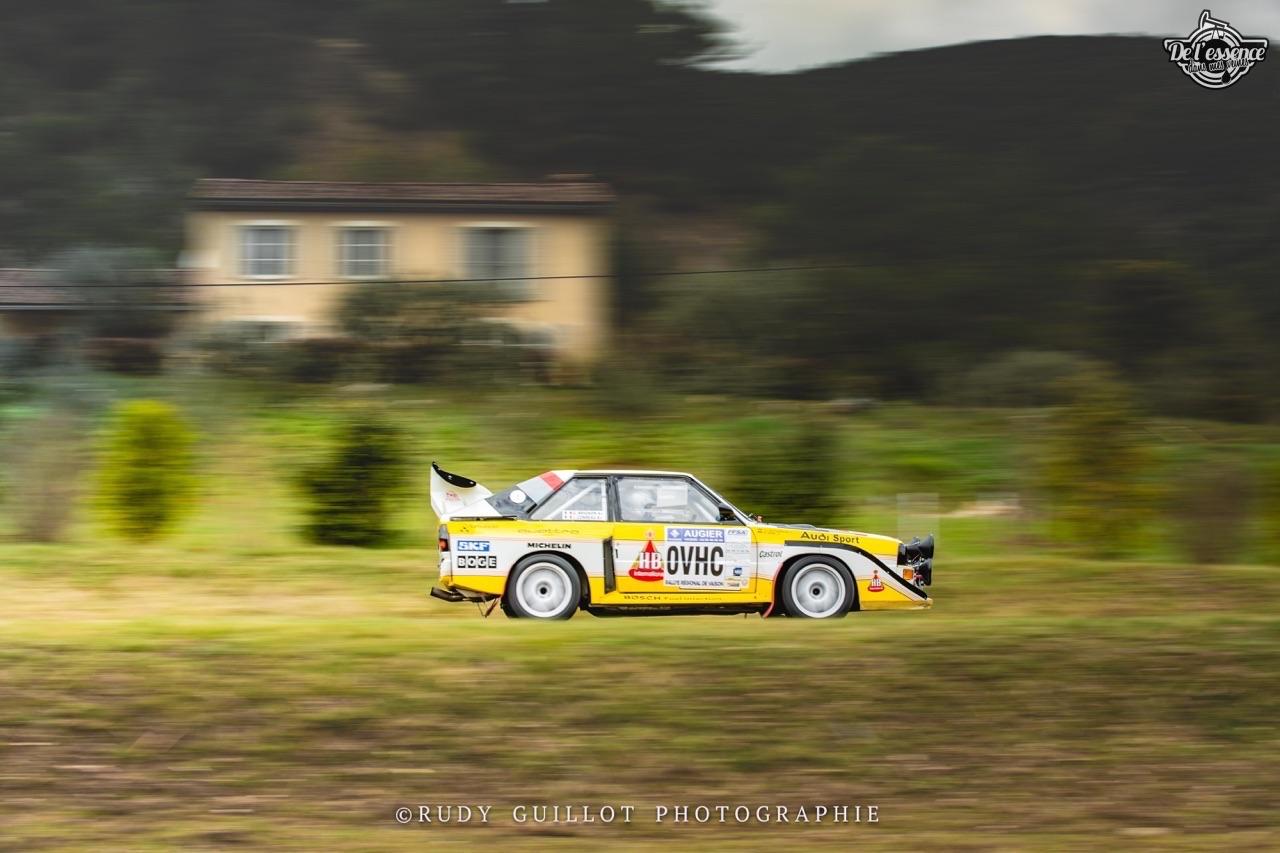 Audi Sport Quattro S1 E2 : Nom de Zeus ! 14